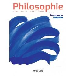 Philosophie Tle - Ed. Marchal - Manuel - 2020 - Magnard