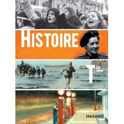 Histoire Tle - Manuel - 2020 - Magnard