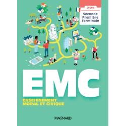 Enseignement Moral et Civique (EMC) - 2de / 1re / Tle- Manuel - 2020 - Magnard