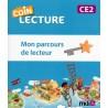 Le coin de lecture CE2 - Mon parcours de lecteur - 2015 - MDI
