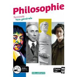 Philosophie Terminale - Voie Générale - Manuel - 2020 - Delagrave