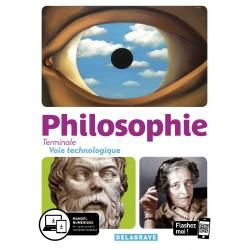 Philosophie Terminale - Voie Technologique - Manuel - 2020 - Delagrave