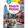 Match Point Anglais 2de Bac Pro - (Pochette) - 2020 - Delagrave