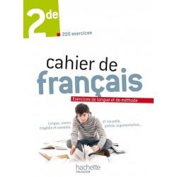 Cahier de Français 2de - Cahier de l'élève - 2013 - Hachette