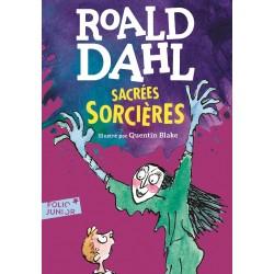 Sacrées sorcières - Roald Dahl - FOLIO