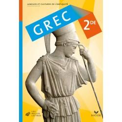 Grec 2de - Manuel - 2008 - Hatier