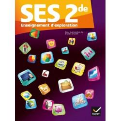 Sciences économiques et sociales (SES) 2de - Manuel - 2014 - Hatier