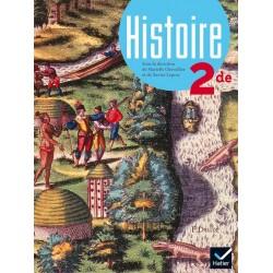 Histoire 2de (sous la direction de M. Chevallier) - Manuel - 2014 - Hatier