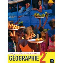 Geographie 2de (sous la direction de A.Ciattoni) - Manuel - 2014 - Hatier