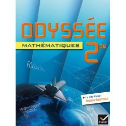 Odyssee Mathematiques 2de - Manuel - 2014 - Hatier