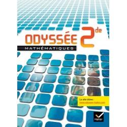 Odyssee Mathematiques 2de - Manuel - 2010 - Hatier