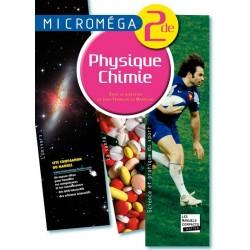 Micromega Physique Chimie 2de - Manuel - 2010 - Hatier