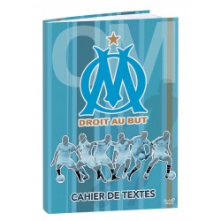 Cahier de texte Olympique de Marseille - 15*21 - Quo Vadis