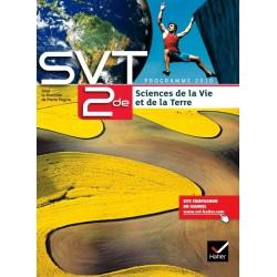 Sciences de la Vie et de la Terre (SVT) 2de - Manuel - 2010 - Hatier