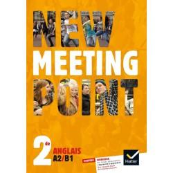 New Meeting Point 2de - Manuel - 2014 - Hatier