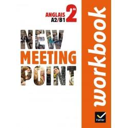 New Meeting Point 2de - Workbook - 2014 - Hatier