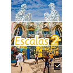 Escalas 2de - Manuel - 2014 - Hatier