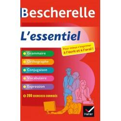 Bescherelle L'essentiel - Tout-en-un sur la langue française - Hatier