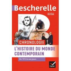 Bescherelle - Chronologie de l'histoire du monde contemporain - Hatier