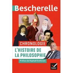Bescherelle - Chronologie de l'histoire de la philosophie - Hatier