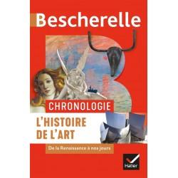 Bescherelle - Chronologie de l'histoire de l'art - Hatier