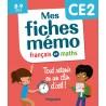 Mes fiches mémo Français et Maths CE2 - Magnard