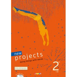 New Projects 2nde - Didier - Manuel + CD Audio - éd 2010