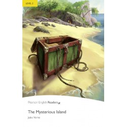 The Mysterious Island - Jules Verne - Penguin Readers