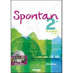 Spontan 2nde - Didier - Manuel + DVD-ROM MP4 - éd 2011