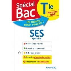 Spécial Bac - Fiches SES Tle Bac 2021 - Magnard