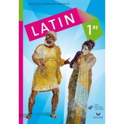 Latin 1e - Manuel - 2008 - Hatier