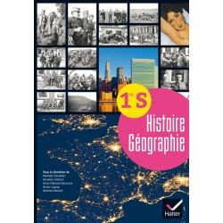 Histoire Geographie 1e S - Chevallier - Manuel - 2015 - Hatier