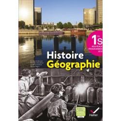 Histoire Geographie 1e S - Manuel - 2013 - Hatier
