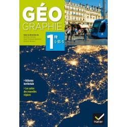 Geographie 1e L / ES / S - Chevallier - Manuel - 2015 - Hatier
