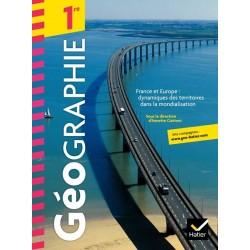 Geographie 1e - Manuel - 2011 - Hatier