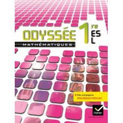 Odyssée Mathématiques 1e ES / L - Manuel - 2011 - Hatier