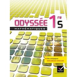 Odyssée Mathématiques 1e S - Manuel - 2011 - Hatier