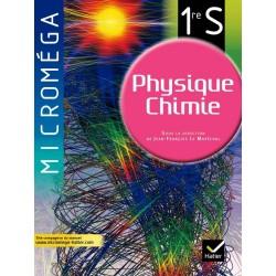 Micromega - Physique Chimie 1e S - Manuel - 2011 - Hatier