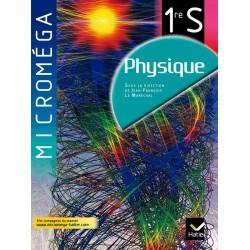 Micromega - Physique 1e S - 2011 - Hatier