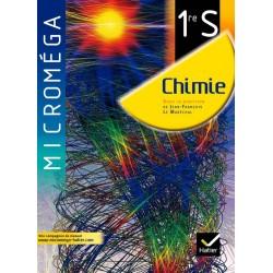 Micromega Chimie 1e S - 2011 - Hatier