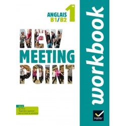 New Meeting Point 1e - Workbook - 2015 - Hatier