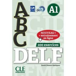ABC DELF A1 - Manuel + CD Audio + Entrainement en ligne - 2018 - Cle International