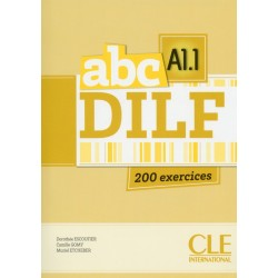 ABC DILF A1.1 - Manuel + CD Audio - 2013 - Cle International