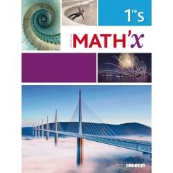 Math'x 1e S - Manuel - 2015 - Didier