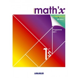 Math'x 1e S - Manuel - 2011 - Didier