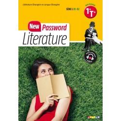 New Password Littérature 1re / Tle L - Manuel + MP3 - 2016 - Didier