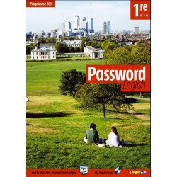 Password English 1e - Manuel + CD audio mp3 - 2011 - DIDIER