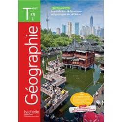 Geographie Tle ES / L - Manuel - 2016 - Hachette