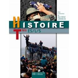 Histoire Tle ES / S / L - J.M Lambin - Manuel - 2008 - Hachette