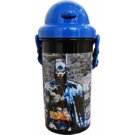 Gourde en plastique Batman 195411 - Graffiti